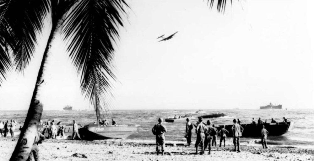 Guadalcanal Island | World War II | Lieutenant Dan Noorlander